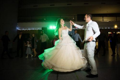 Tanz auf russischen Hochzeiten