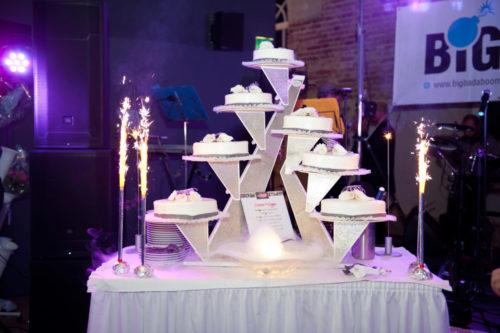 russische Hochzeitstorte