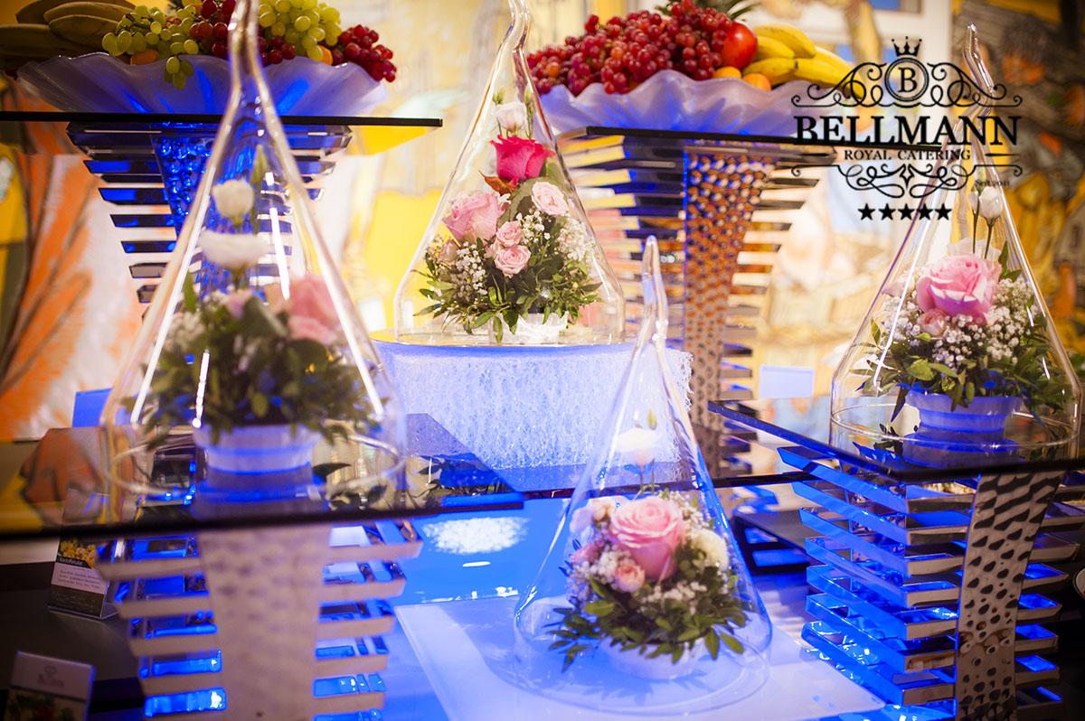 Catering für Ihre Hochzeit mit Russischen und internationalen Elementen