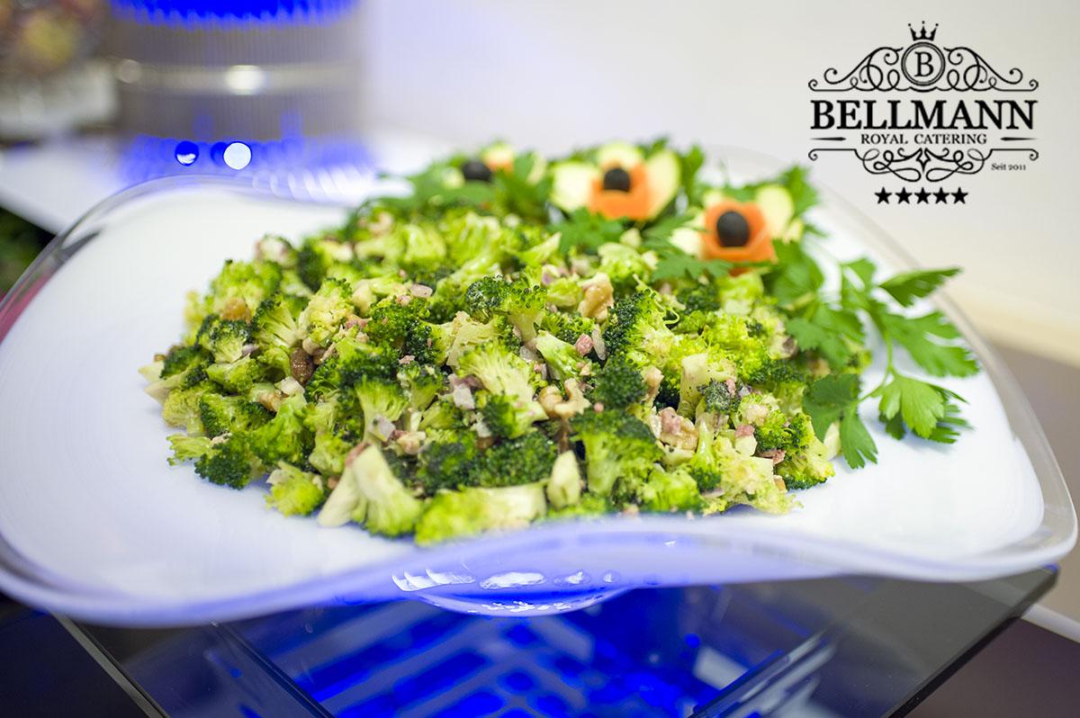 Catering Hochzeit Salat Brokkoli