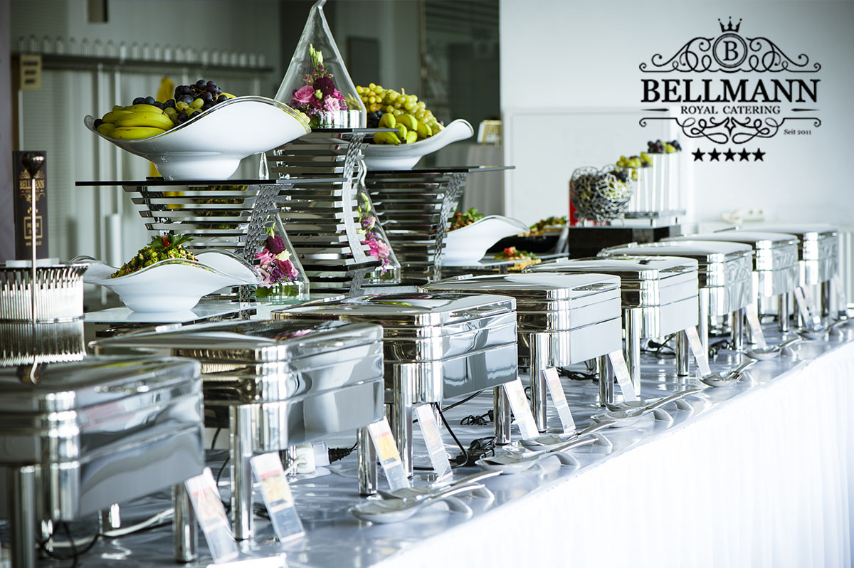 russisches Catering Services