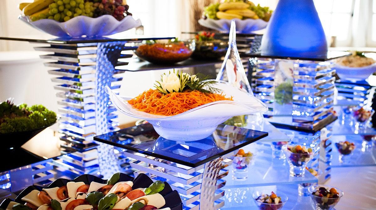 Catering Hochzeit -unvergessliche Geschmackserlebnisse