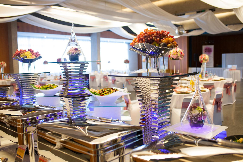 Catering Hochzeitsbuffet